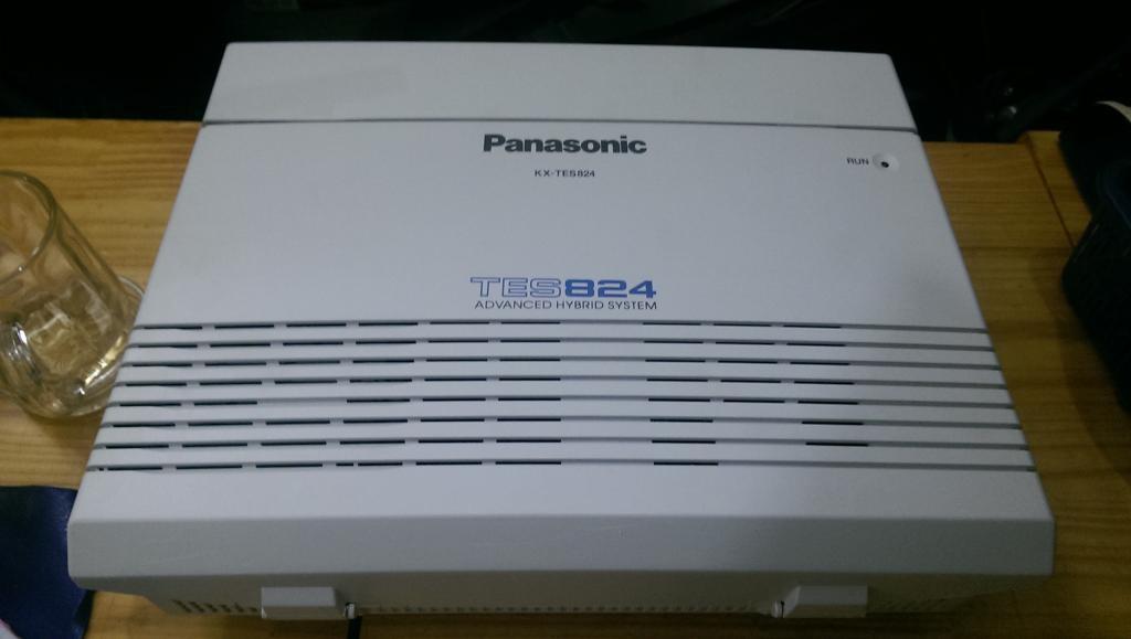 Tổng đài Panasonic KX-TES824 giá rẻ