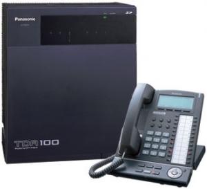 Huớng dẫn ghi âm cuộc gọi trên tổng đài Panasonic KX-TDA100D