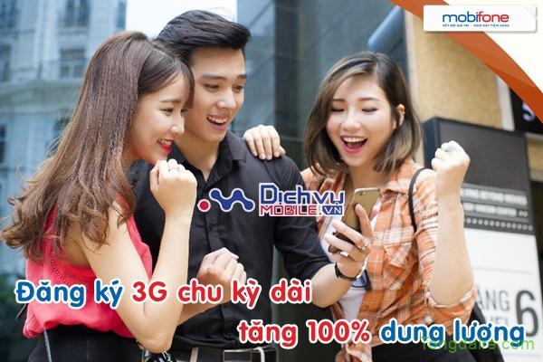 Cách đăng ký 3G Mobifone cho điện thoại mới nhất
