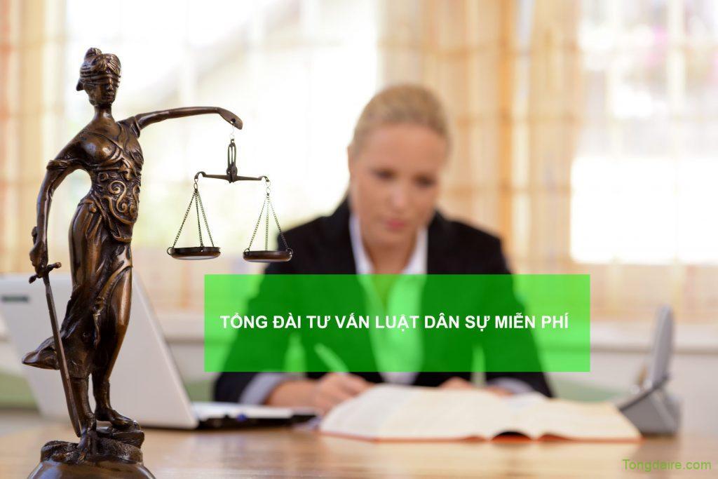 Tổng đài tư vấn luật hình sự miễn phí